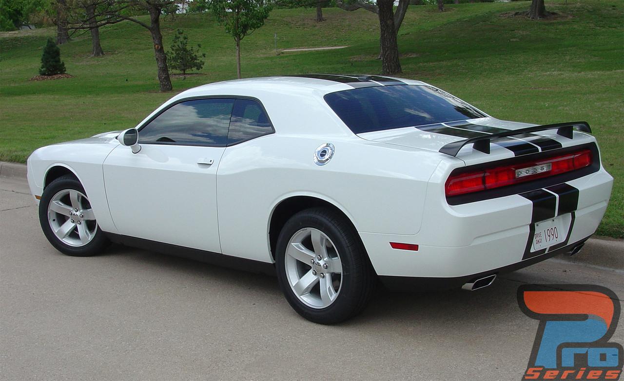 Dodge Challenger Hellcat Stripe Kit.html | Autos Post