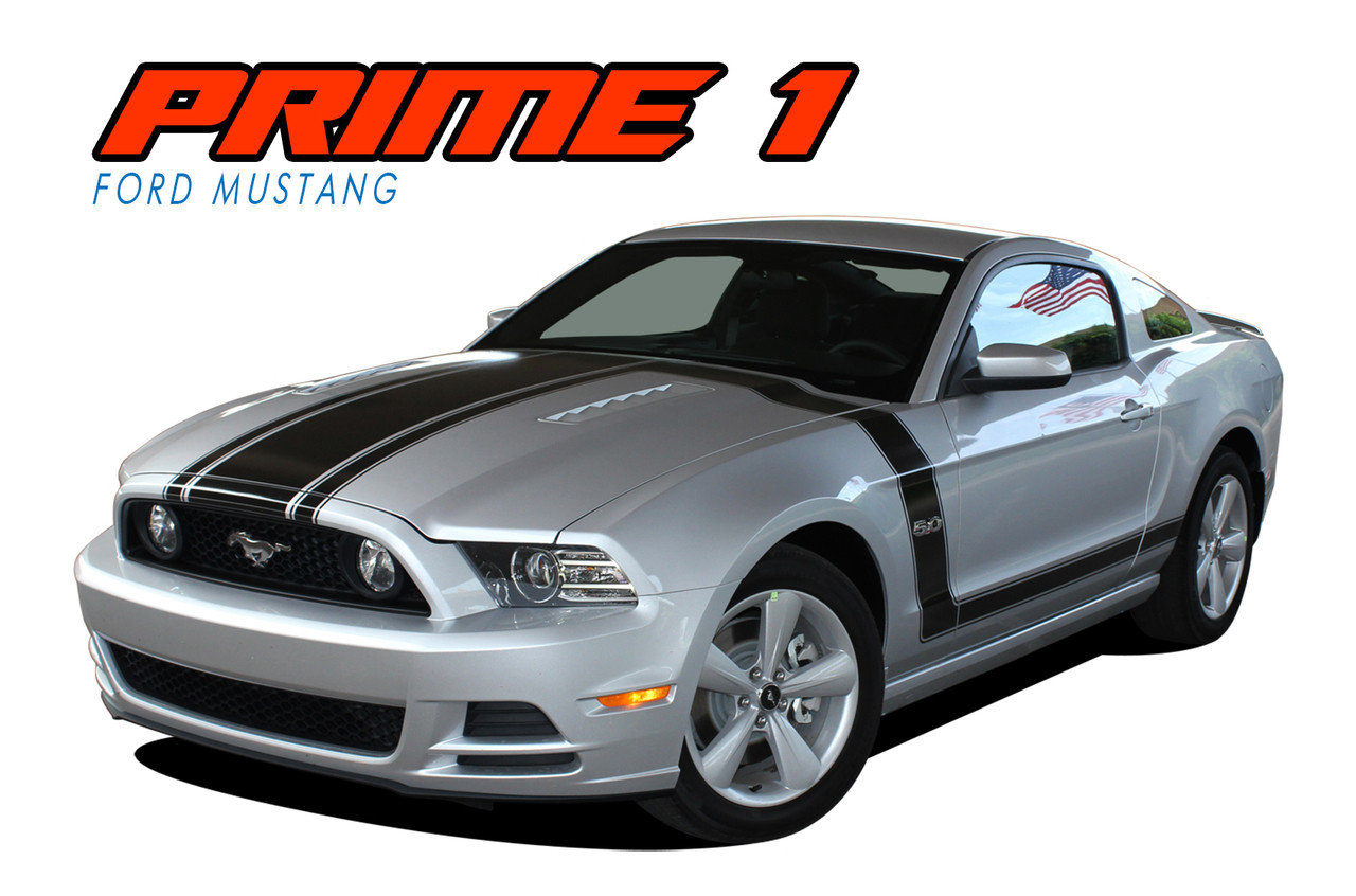 Mustang Decals And Stripes >> PRIME 1 | Ford Mustang Stripes | Mustang Decals | Mustang Vinyl Graphics