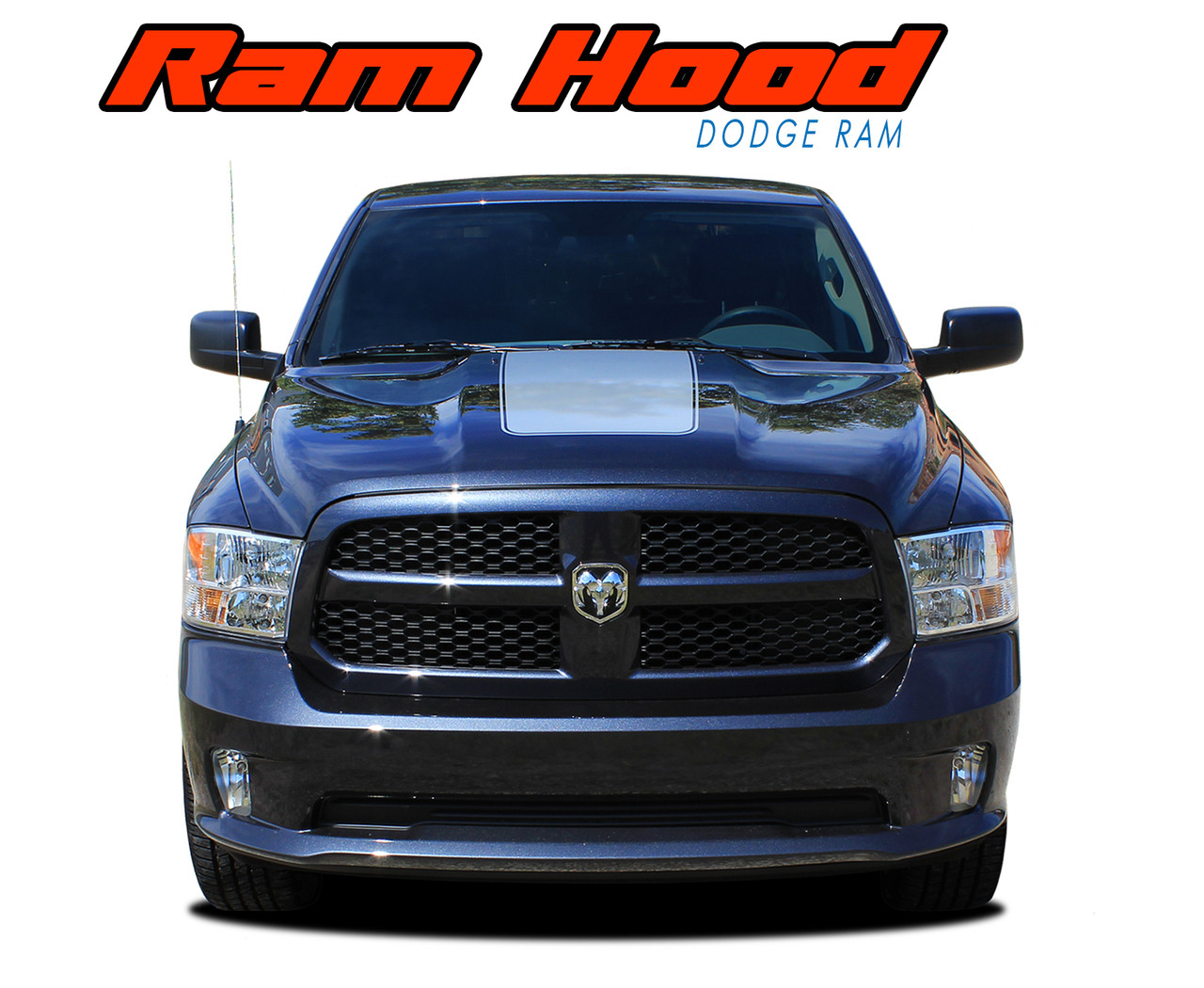 ram automobiles body bed motorcycles car decals styling hemi on item dodge for stickers in decal vinyl fender from