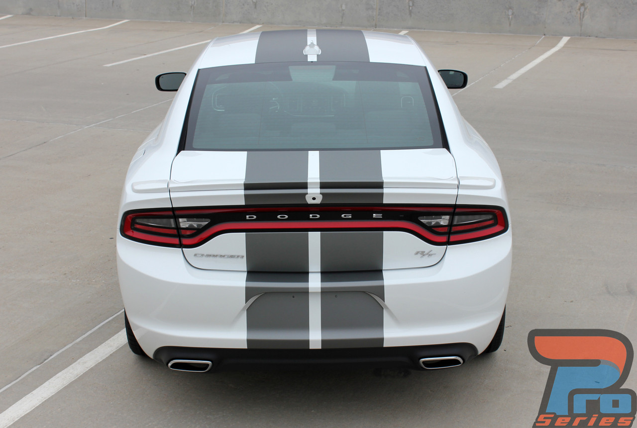 N Charge Rally 15 Dodge Charger Stripes Charger Decals