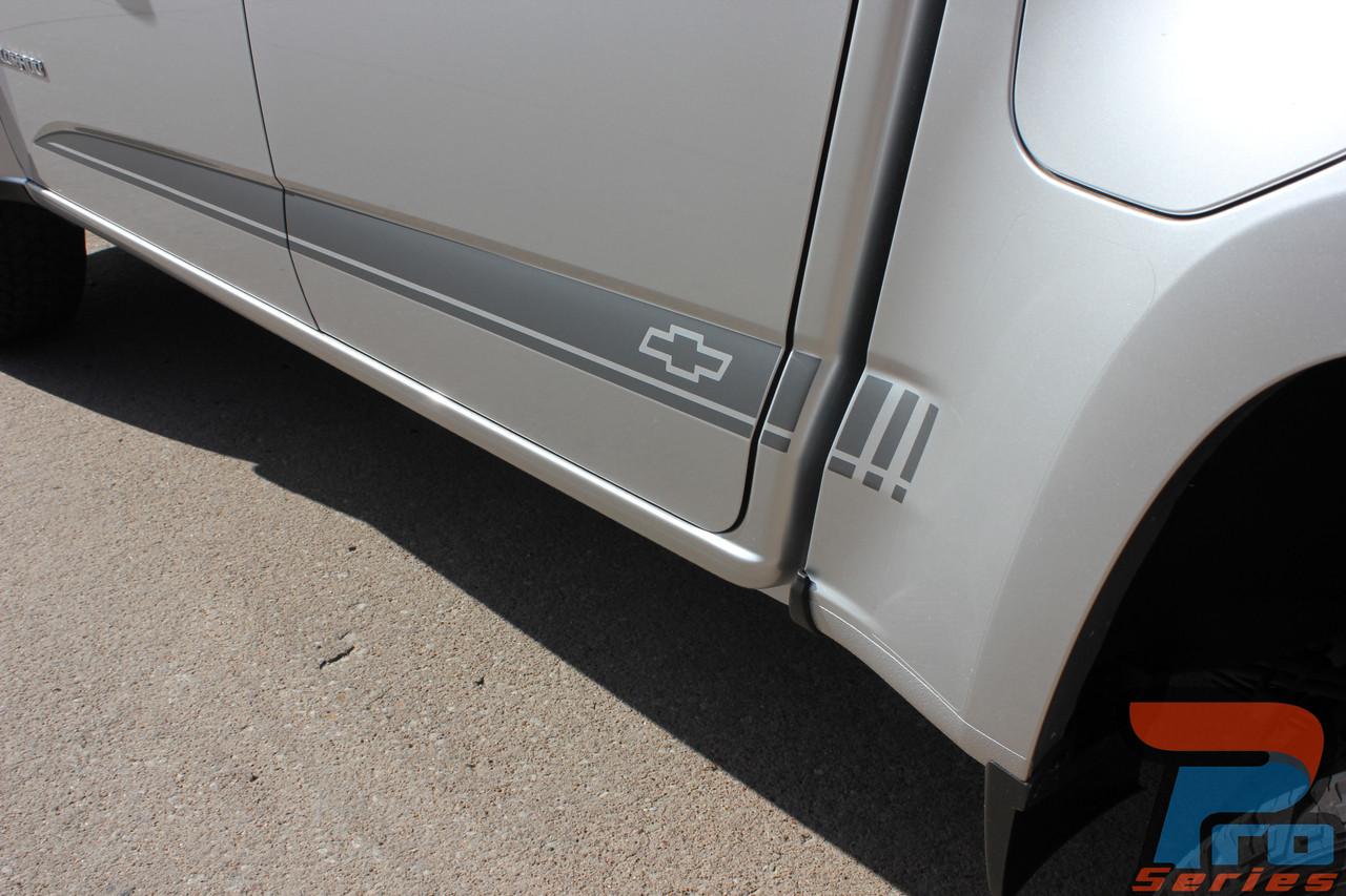 Raton Colorado Door Stripes Colorado Decals Colorado