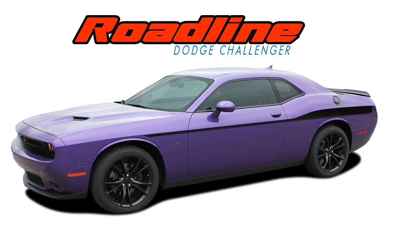 roadline 2011 2012 2013 2014 2015 2016 2017 2018 dodge challenger wide upper door vinyl