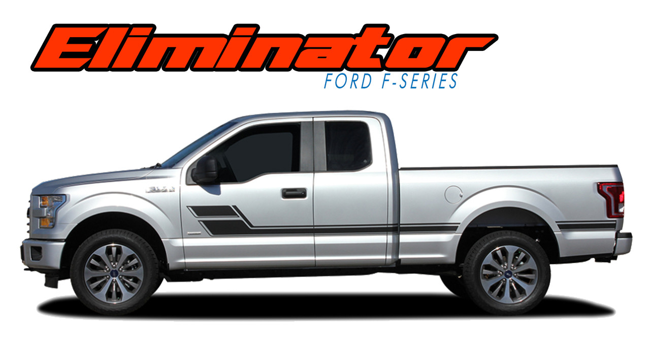 Ford Truck Decals