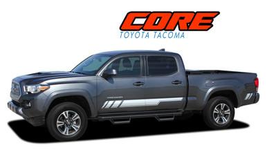 Core Toyota Tacoma Stripes Toyota Tacoma Decals
