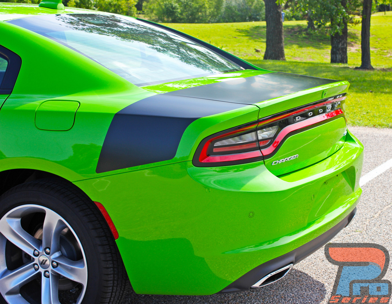 Tailband 15 Dodge Charger Stripes Charger Decals