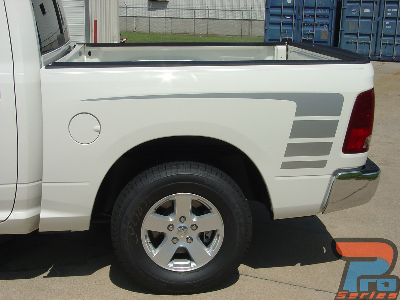 Power Wagon Decals Dodge Ram Hood Stripes Ram Decals