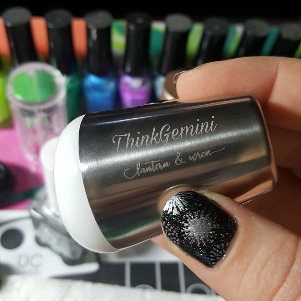 One of the stickiest nail stampers available! Image by @thinkgemini.  Free USA shipping available.
