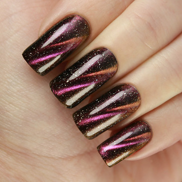 Kaleidoscope Magnetic Nail Polish - Super Magic Cats 81 - 9 ml