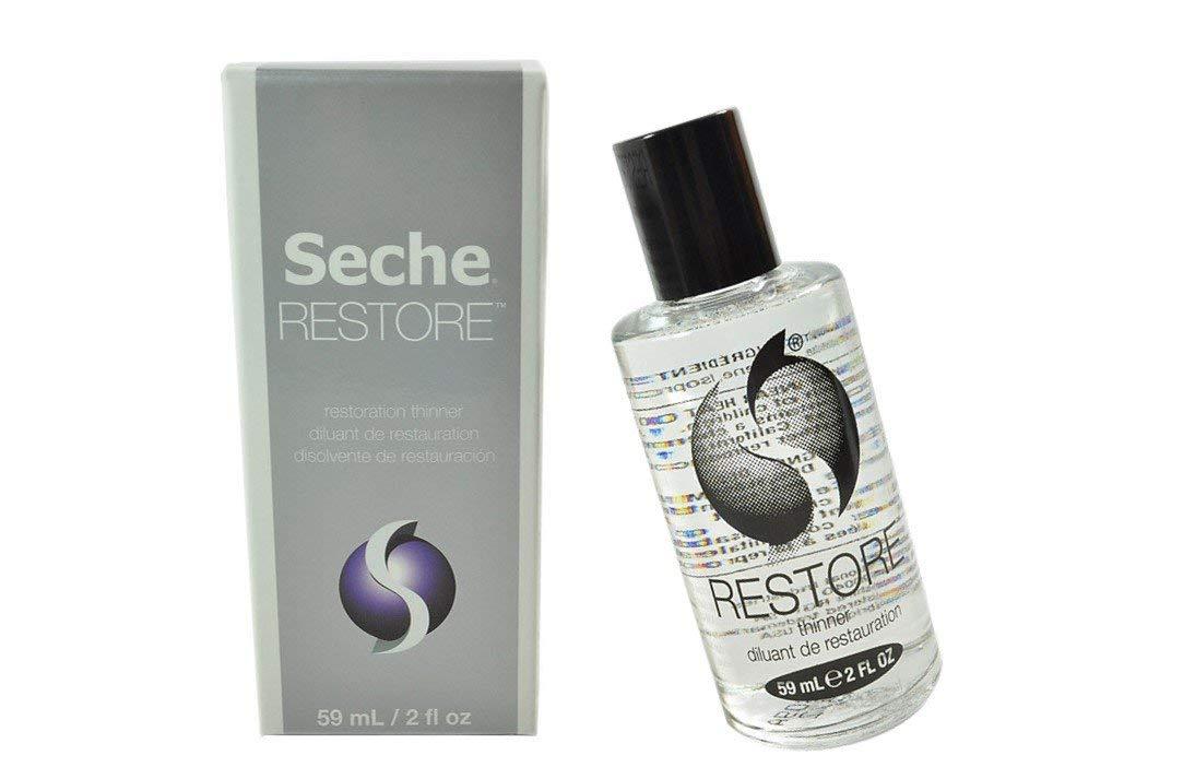 Seche Vite restore nail polish thinner. Available at www.lanternandwren.com.