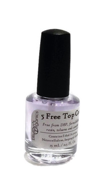Crystal Clear Top Coat