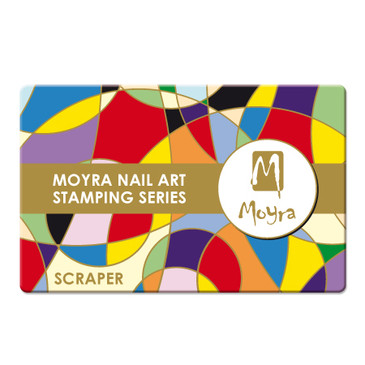 Moyra Mosaic Scraper for Stamping Plates, available at www.lanternandwren.com.