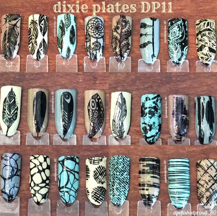 Dixie Plate DP11 -- purchase at Lantern & Wren, www.lanternandwren.com