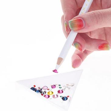 Wax Pencil - Easily Pick Up Rhinestones