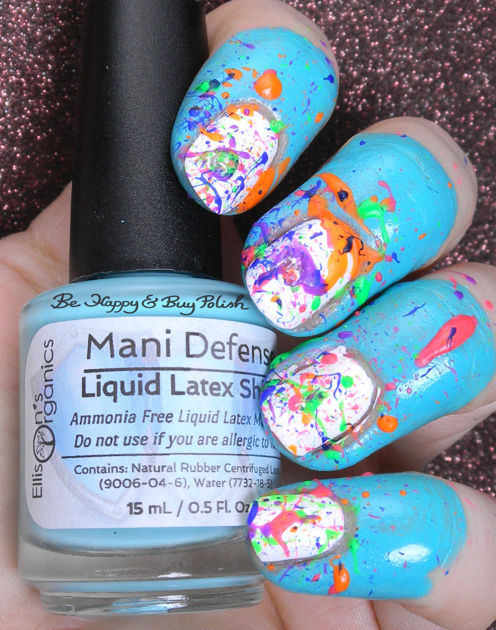 Mani Defender® Liquid Latex