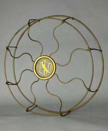 """Original 12"""" MESCO Brass Cage"""