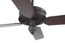 Original 1908  Emerson Fern Leaf Ceiling Fan Reconditioned
