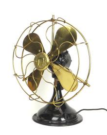 """12"""" GEC Magnet Desk Fan"""
