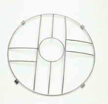 "10"" Stainless Cage For Emerson Silver Swan Limited Production"