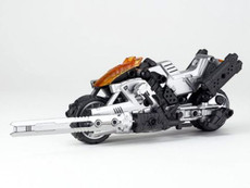 Assemble Borg: Barrels Speeder Revoltech 002 Action Figure