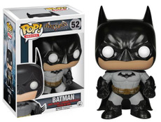 Batman Arkham Asylum Batman POP Vinyl Figure