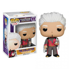 Guardians of the Galaxy The Collector Funko POP Vinyl Figure