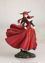 Archenemy and Hero Maou Maou Ruby Eyes 1/8 Scale Ani-Statue Figure