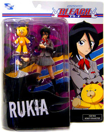 Bleach Series 1 Rukiya Kuchiki Encore Edition Action Figure
