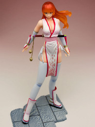 Monsieur BOME Dead or Alive Collection #14 Kasumi White Dress PVC Figure