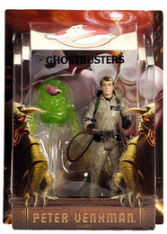 Ghostbusters: Peter Venkman with Slimer Action Figure