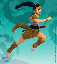 InuYasha Series 5: Kago Action Figure
