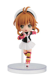 Cardcaptors: Sakura Avalon School Uniform Mini Trading Figure