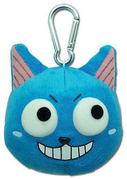 Fairy Tail: Happy Clip Plush