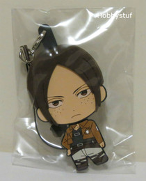Attack on Titan Part 2 Rubber Straps Picktami! Changeable Face Ymir (Secret)