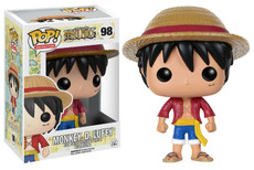 One Piece: Monkey D. Luffy Funko POP Vinyl Figure
