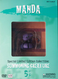 Naruto Manda Summoning Creature Mini Figure