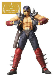 Legacy of Revoltech LR-013 Fist of The North Star Series Jagi PVC Figure