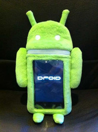 Google Android 7 Inch Tall Plush Phone Holder