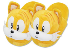 Sonic The Hedgehog: Tails Plush Slippers