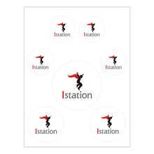 Istation Stickers (Pack of 5 Sheets)