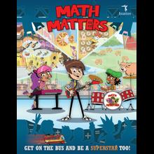 Math Matters Poster