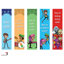 Math Motivational Bookmark Download