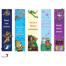 Reading Motivational Bookmark Download