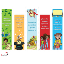 Espanol Motivational Bookmark Download