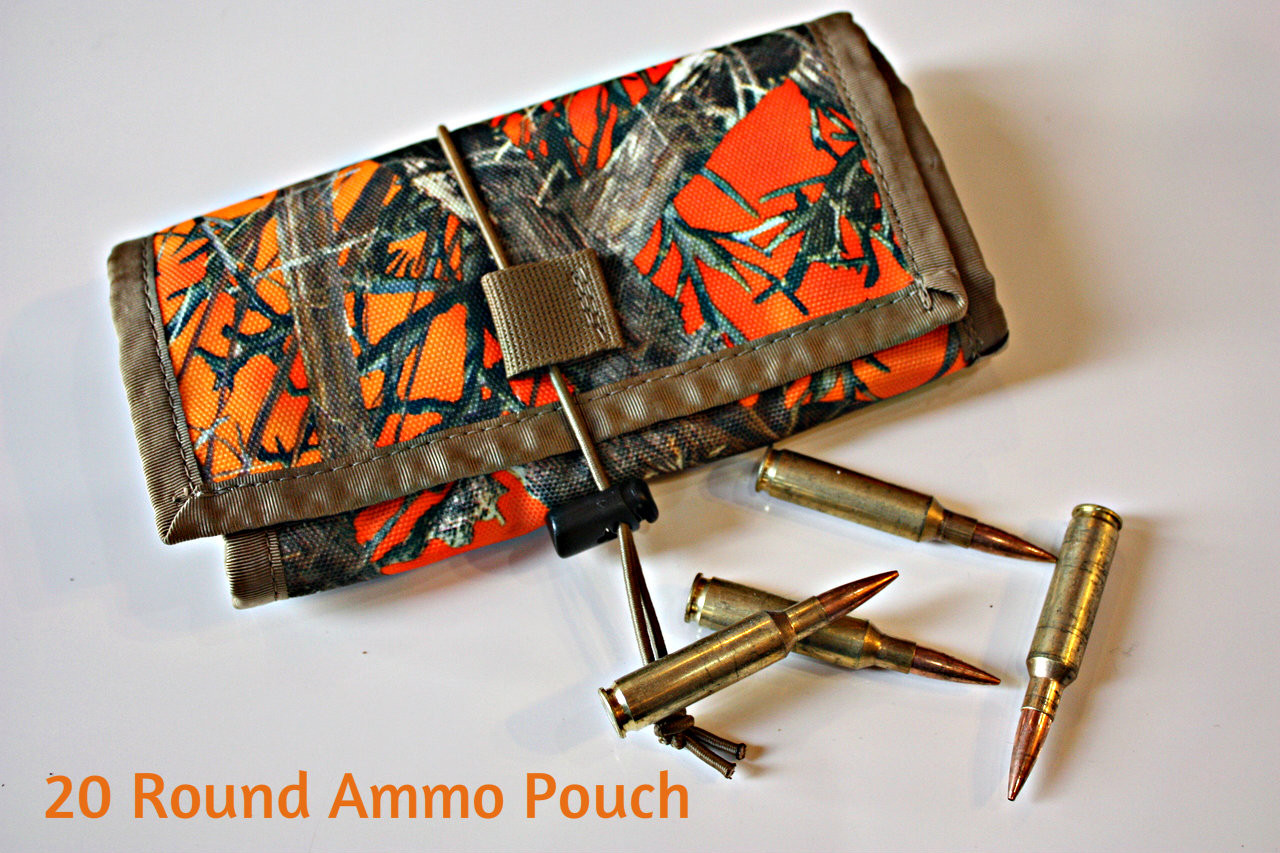 20 Round Ammo Pouch - Closed