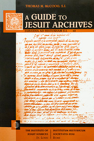 A Guide to Jesuit Archives