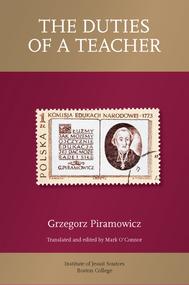 The Duties of a Teacher