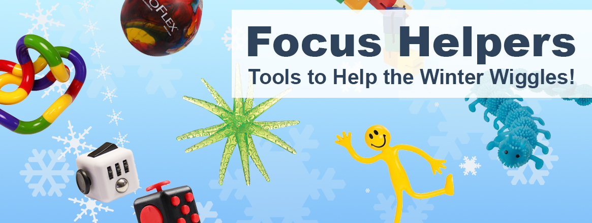 Autism Fidgets and Focus Helpers