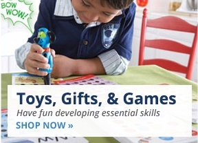 Toys, Gifts, & Games