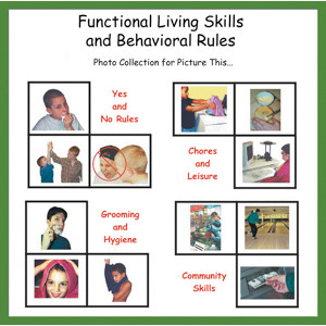 Autism Visual Supports Communication Pictures & Software