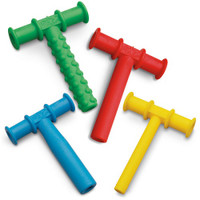 Chewy Tubes oral motor tools for special needs teens and adults.